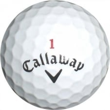 BRAND NEW Callaway Chrome Soft Practice Stamp golf balls