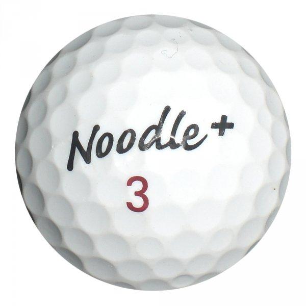 Maxfli Noodle Long And Soft Golf Balls Pearl A Mix Golf