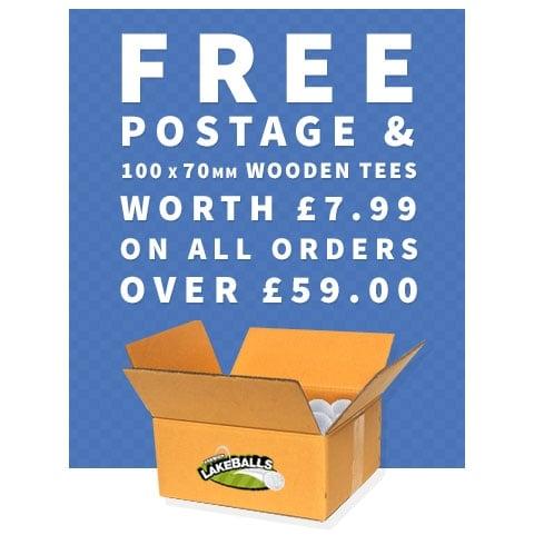 Free Postage & Shoe Bag