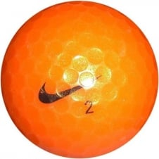 Nike Orange PD Soft Golf Balls