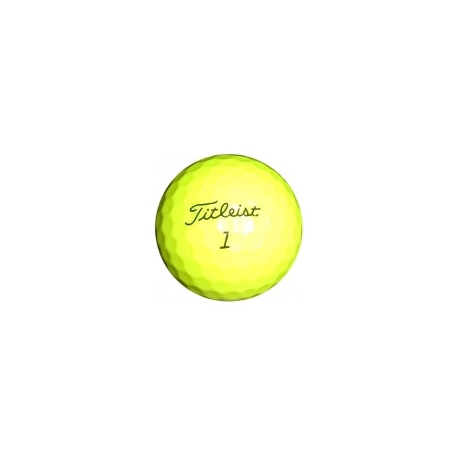 Practice Balls -100 packs NXT Tour S Yellow Practice balls ( 100 ball pack)