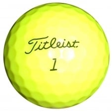 NXT Tour S Yellow Practice balls ( 100 ball pack)