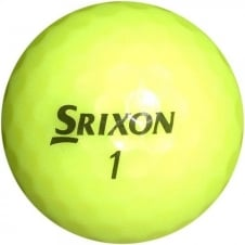 Yellow Z Star SL Golf Balls