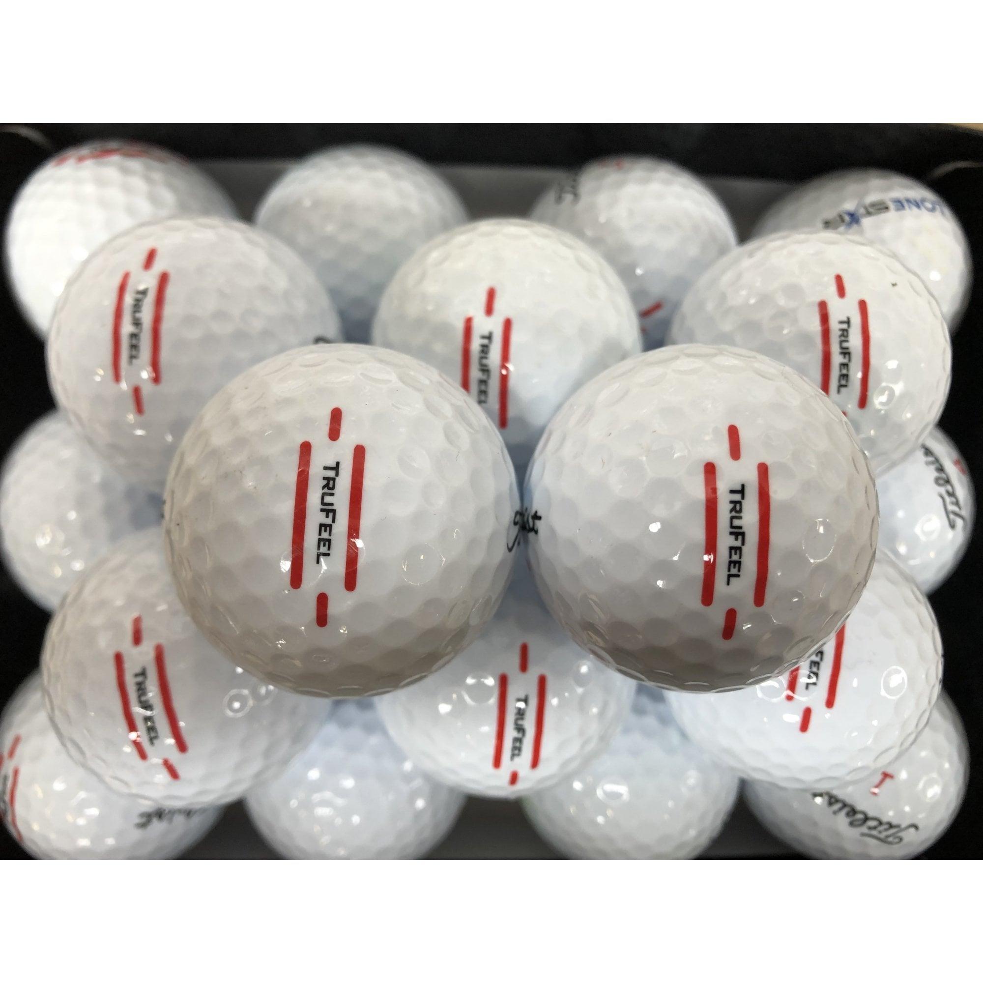 Titleist Trufeel Golf Balls - Premier Lakeballs Ltd