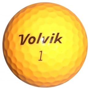Vista Is \ Iv Orange golf balls